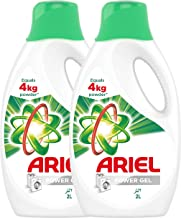 Ariel Automatic Power Gel Laundry Detergent Original Scent, 2 Litres x 2 (Dual Pack)