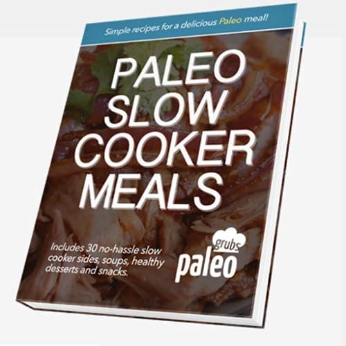 paleo slow cooker meals book