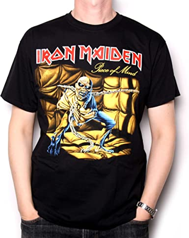 Camiseta de Iron Maiden – Piece Of Mind