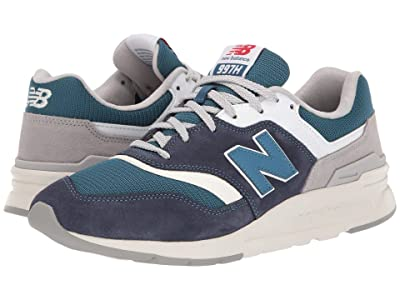 New Balance Classics CM997Hv1-USA (Eclipse/Raincloud) Men