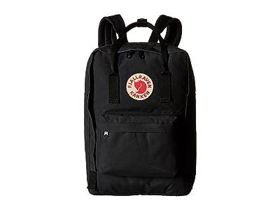 Fjallraven Kanken 15 (Black) Backpack Bags