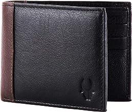 WildHorn Black Men's Wallet