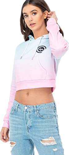 Hype Femme Sweats Capuche Speckle Fade