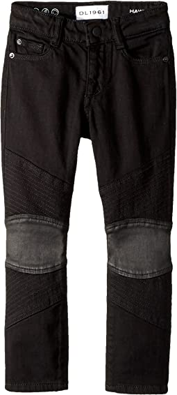 DL1961 Kids - Hawke Skinny Jeans in Wheel (Toddler/Little Kids/Big Kids)