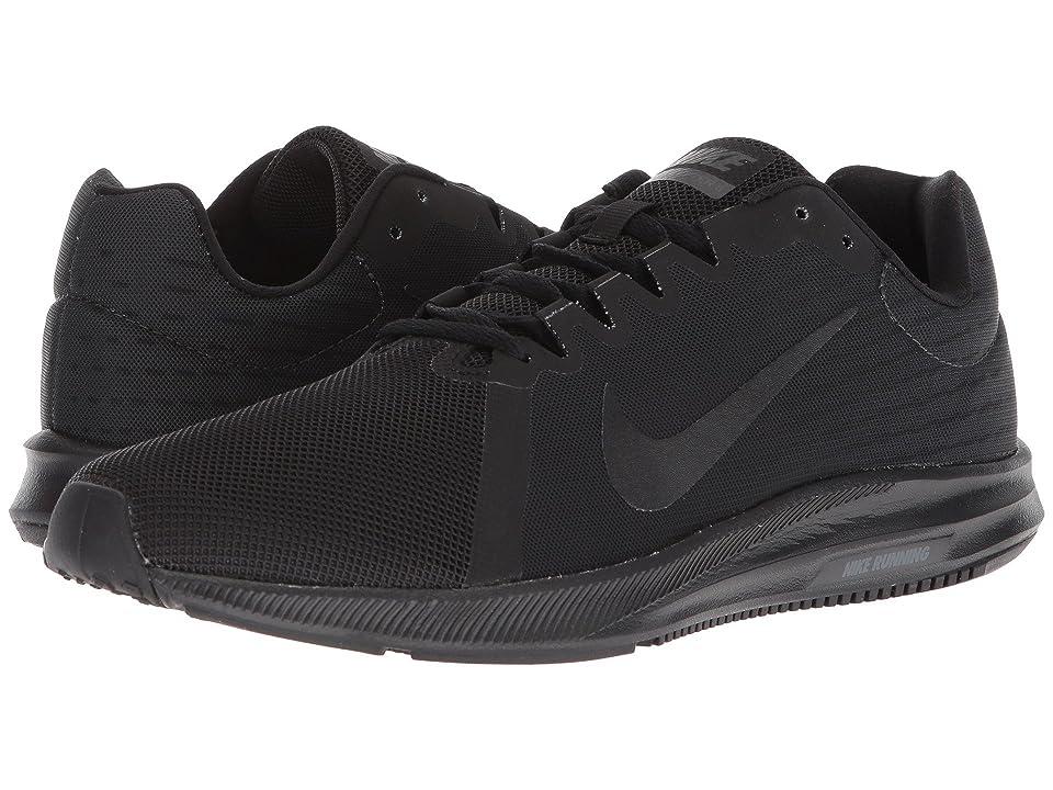 Nike Downshifter 8 (Black/Black) Men