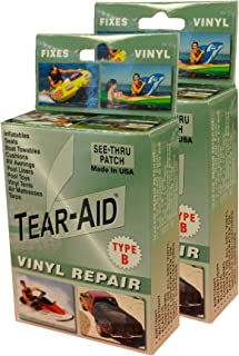 Tear-Aid Repair Type B Vinyl Kit