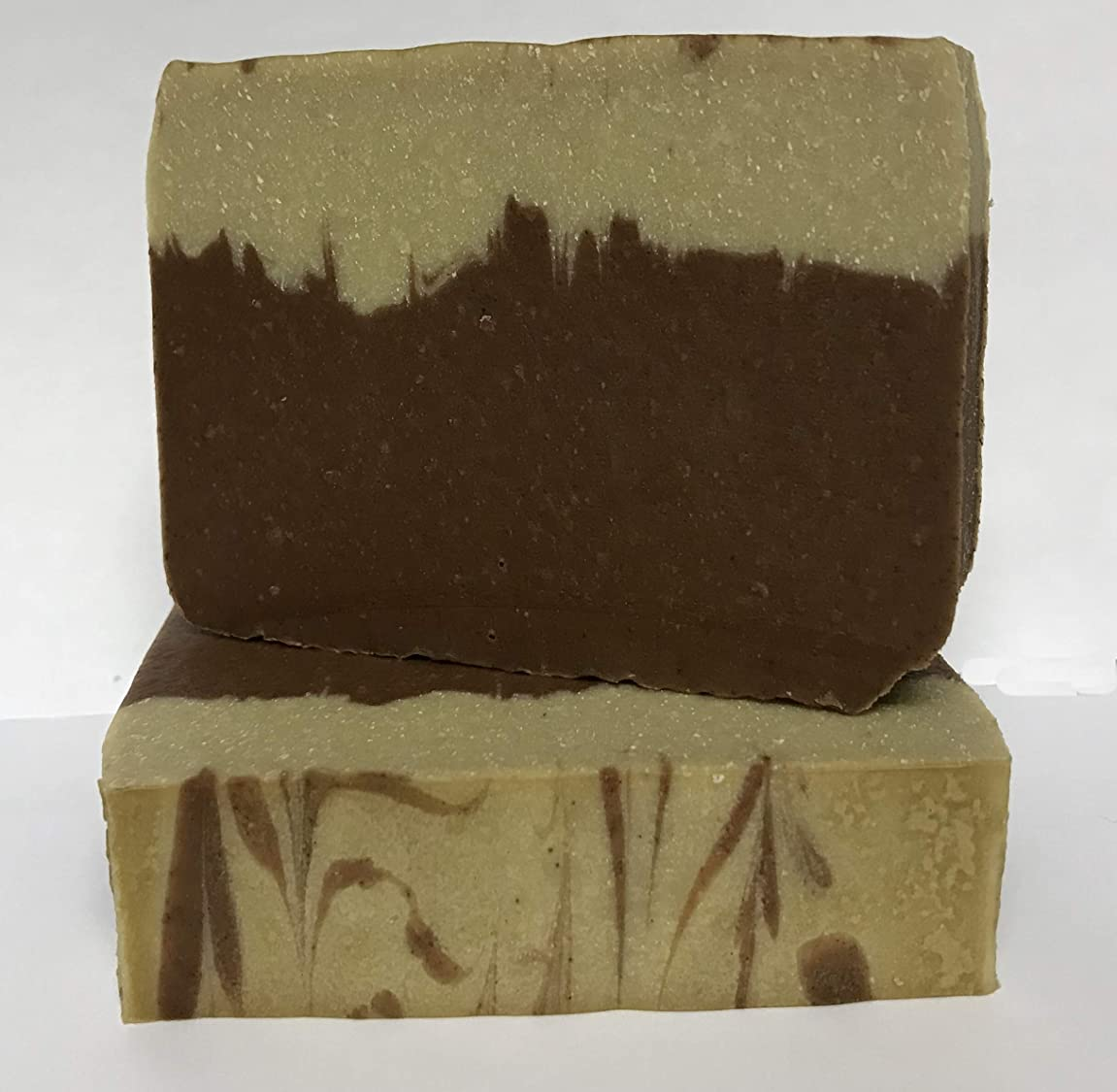 ORGANIC VANILLA OATMEAL HANDMADE SOAP-ALL NATURAL & VEGAN aq579411772678