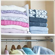 The Original Premium Closet Shelf Divider and Separator for Storage and Organization in Bedroom, Bathroom and Office Shelv...