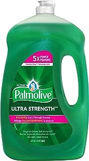 Palmolive Ultra Liquid Dish Soap, Original - 56 Fluid Ounce