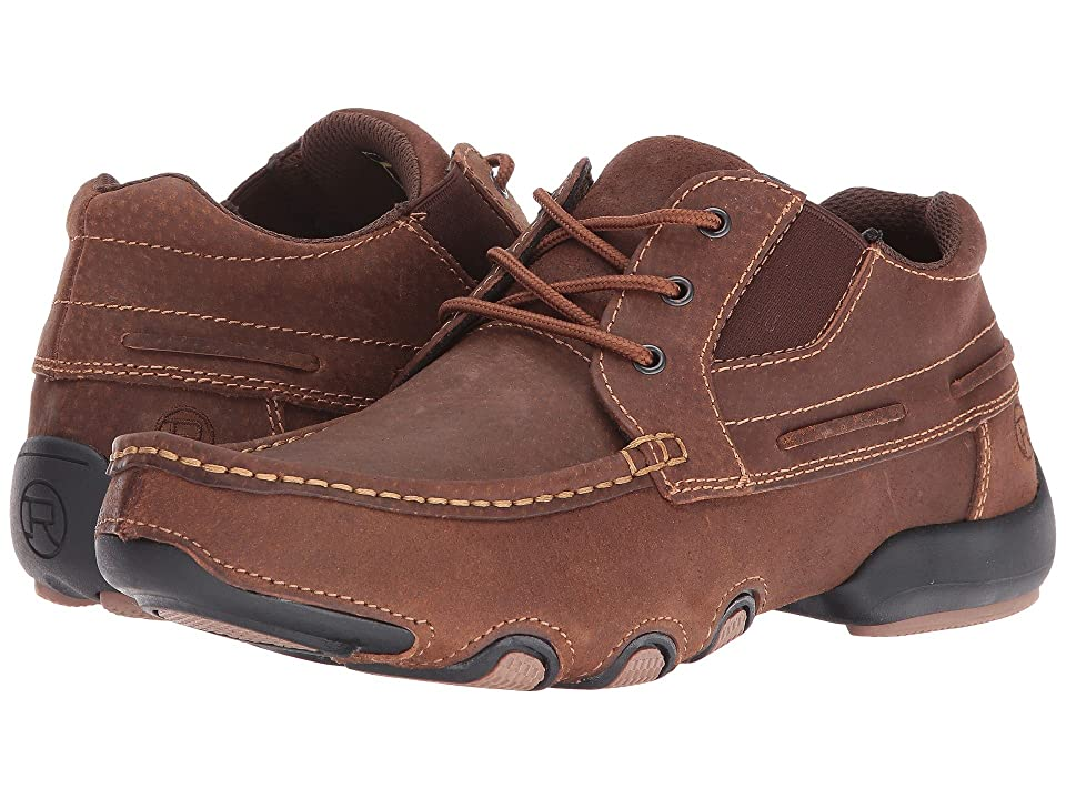 Roper High Country Cruisers Sport (Tan Oiled Leather) Men