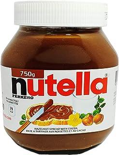 Nutella Hazelnut Chocolate Spread - 750gm