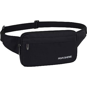 Sport Pocket Multi-Function Outdoor Lightweight High-Capacity Running Waist Bag for Man Male Woman Blue