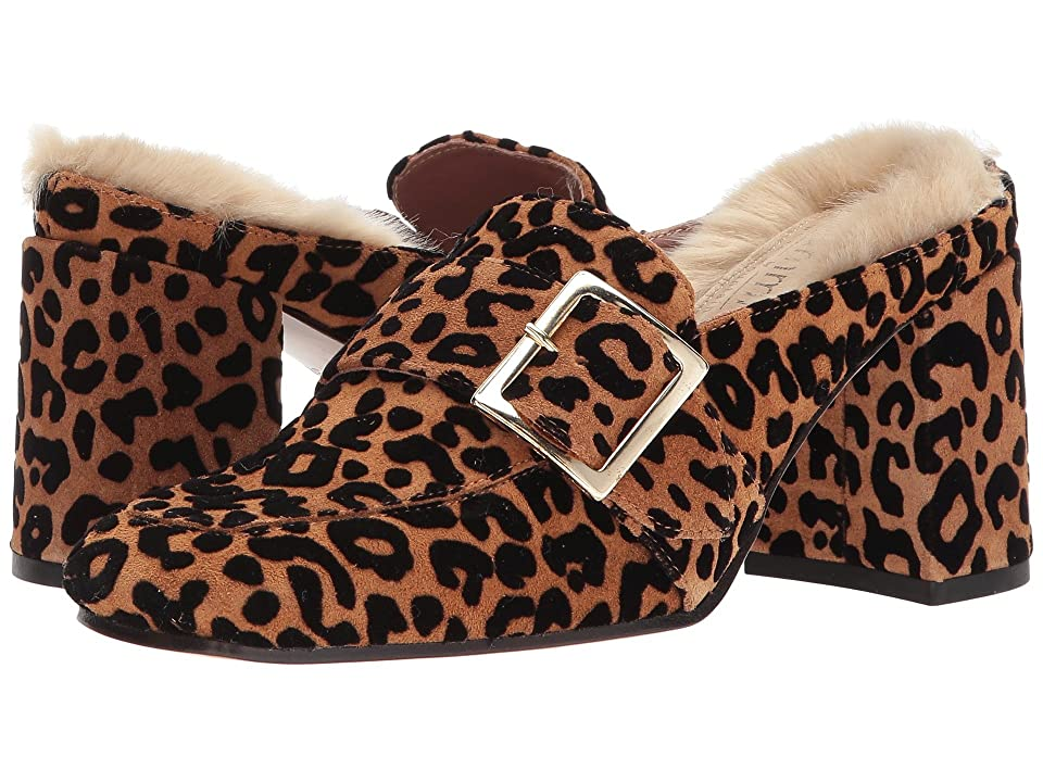 Summit by White Mountain Macey (Tan Exotic/Fur) Women