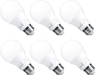 HyperSelect 9W LED Light Bulb A19 E26, Non-Dimmable, LED Bulb [60W