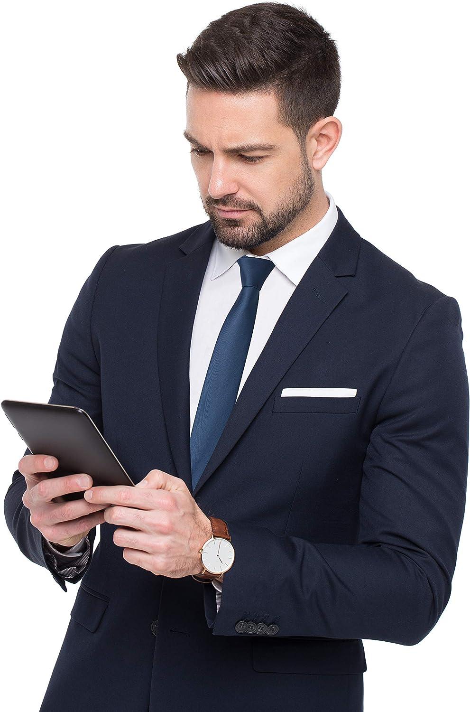 Men's Skinny Slim Tie