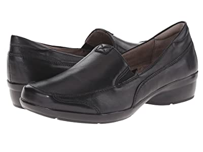 Naturalizer Channing (Black Leather) Women