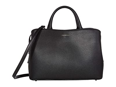 Fiorelli Bethnal Satchel (Black) Handbags