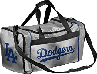 FOCO MLB Core Duffel Gym Bag - Los Angeles Dodgers