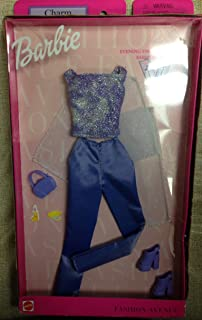 Barbie Fashion Avenue Breakfast in Bed-1999-blue & White Set with Godiva Chocolates! Please View All Photos and Match Correct Set to Seller!