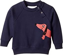mini rodini - Dog Sweatshirt (Infant/Toddler/Little Kids/Big Kids)