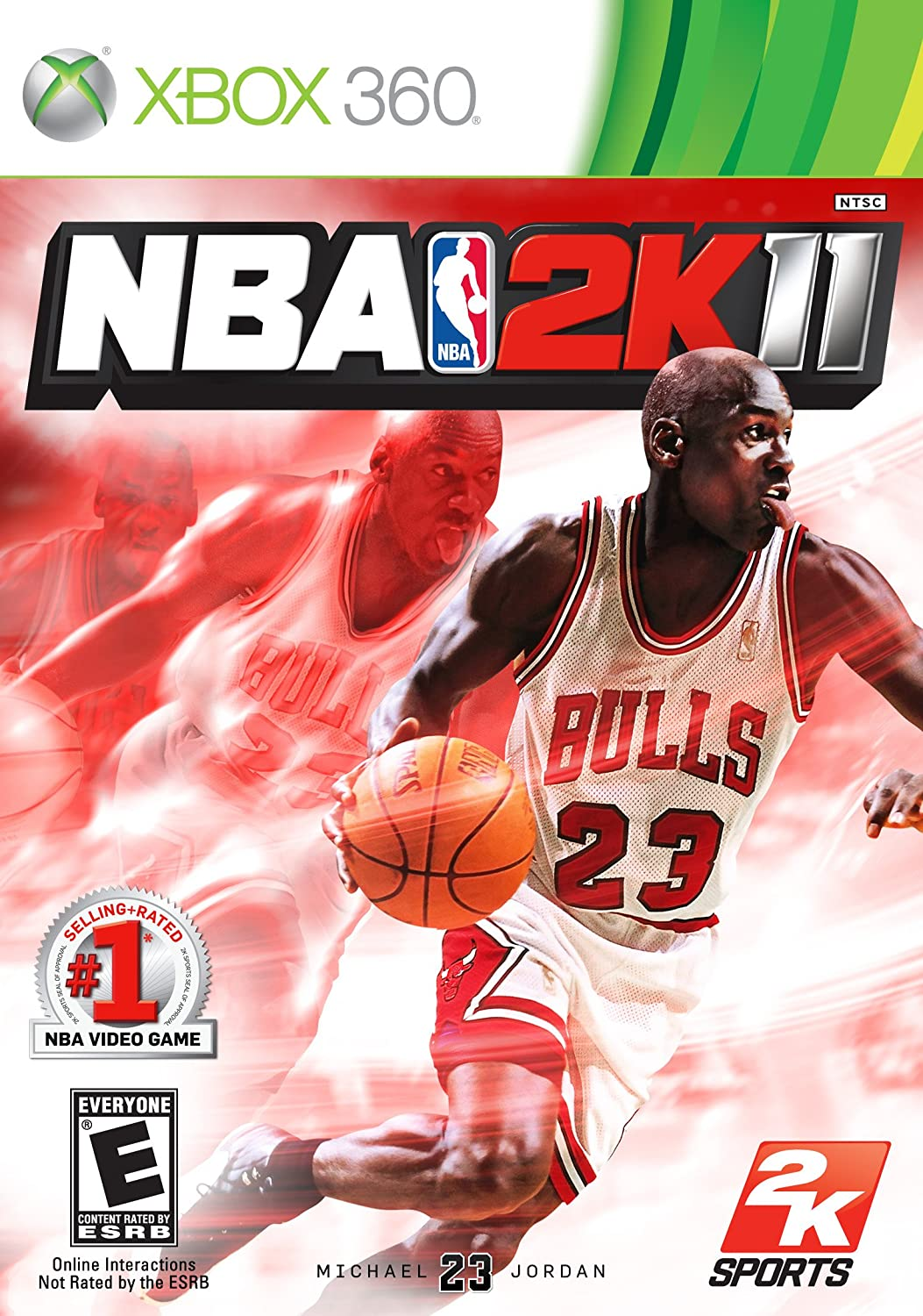 Max 46% OFF Ranking integrated 1st place NBA 2K11 - 360 Xbox