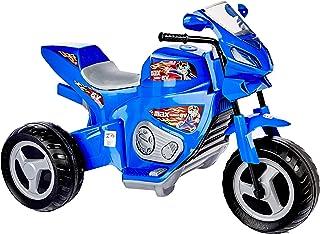 Moto Max Turbo 6V Magic Toys Azul