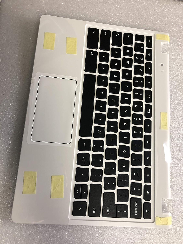Laptop Keyboard&Palmrest For ACER Chromebook C720 60.MKEN7.001