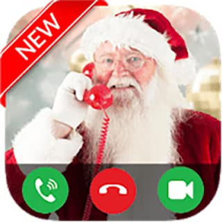 Incoming Video Live Voice Call Santa Claus Tracker - Free Fake Phone Caller ID PRO Christmas 2020
