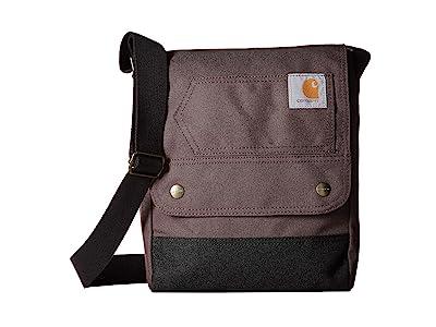 Carhartt Legacy Crossbody Bag (Wine) Handbags