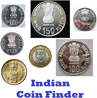 Indian Coin Finder
