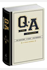 Q&A a Day for College: 4-Year Journal Diary