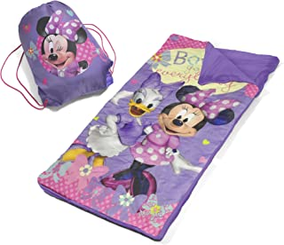 sleeping minnie mouse toy