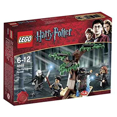 LEGO Harry Potter The Forbidden Forest 4865