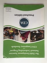 CDA Competency Standards - Preschool Edition 2.0