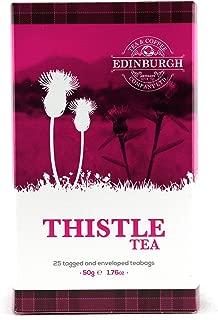Edinburgh Tea & Coffee Company Thistle Tea, 25-Count Teabags (Pack of 3)