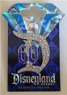 disneyland 60th anniversary pins