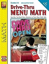 Drive-Thru Menu Math: Add & Subtract Money | Reproducible Activity Book