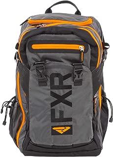 FXR Ride Pack 2020 (Black/Char/Orange)