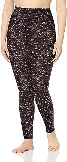 """Core 10 Womens DP0002 Yoga Foldover High Waist Full-Length Legging - 27"""" Leggings"""