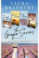 The Grape Series : Books 5-8 Plus Extra Material Kindle Edition