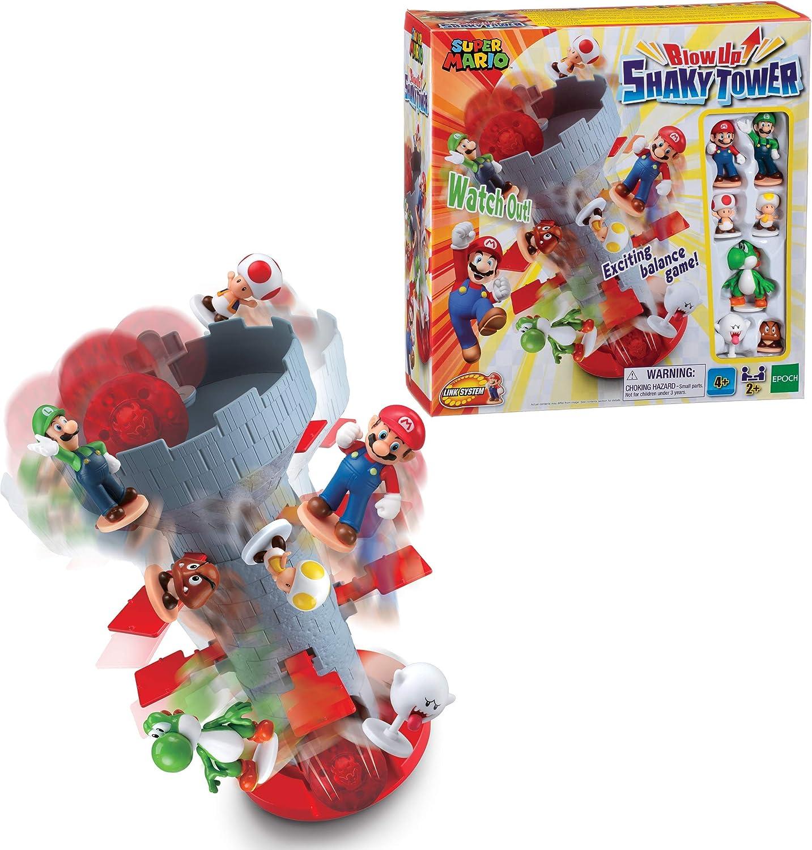 Super Mario 7360 Balancing Game Castle Stage Geschicklichkeitsspiel