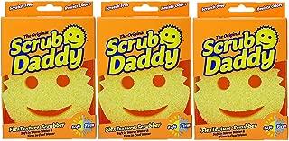 Scrub Daddy - Original FlexTexture Scrubber - 3 Ct