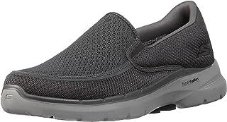 حذاء المشي الرجالي ذو الأداء الرياضي المرن GOwalk 6 من Skechers