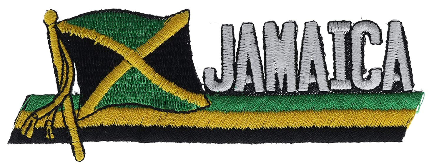 Jamaica Flag and Colors 4.5