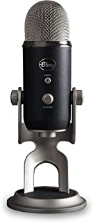 Blue Microphones Yeti Pro XLR and USB Condenser Microphone by Blue Microphones