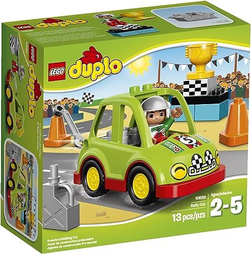 todos los bienes son especiales LEGO DUPLO Rally Car 10589 10589 10589 by LEGO  salida