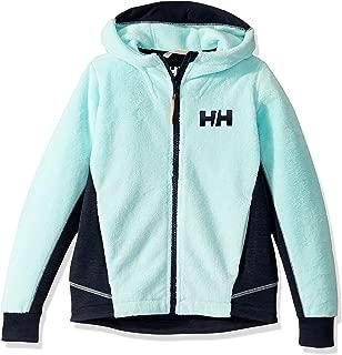 Helly Hansen Chill Lightweight Hooded Full-Zip Pile Fleece Jacket