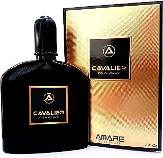 Cavalier by Amare - perfumes for men - Eau de Toilette, 100ml