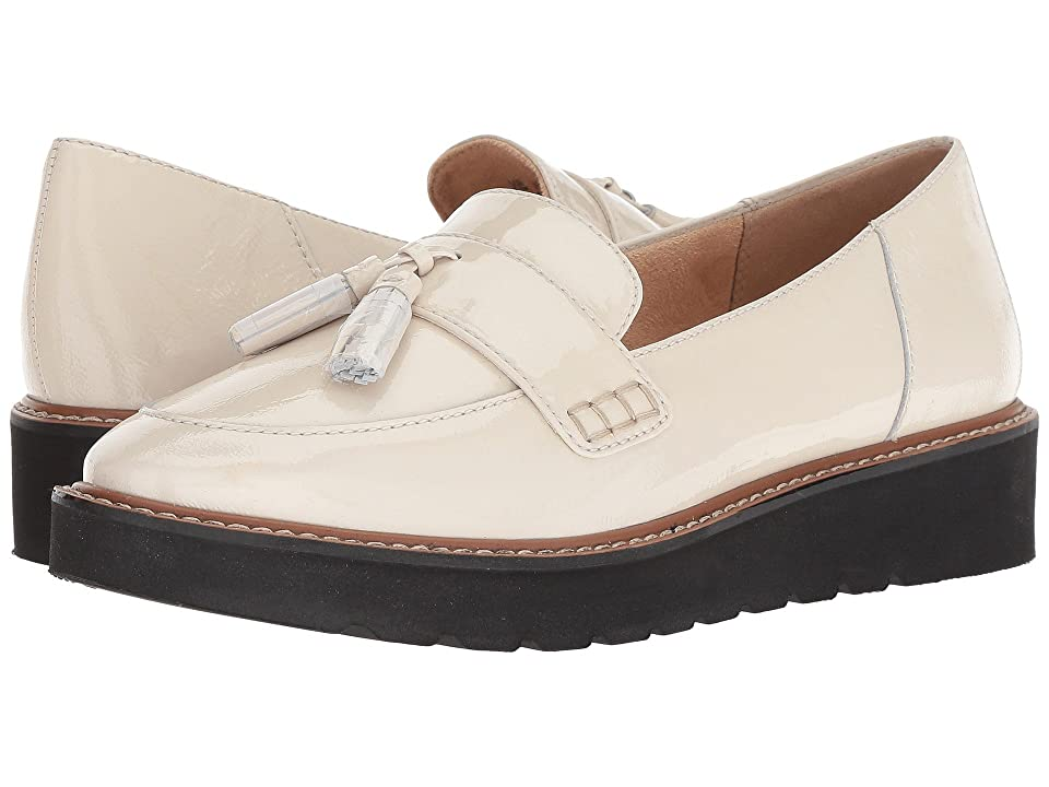 Naturalizer August (Alabaster Patent Leather) Women