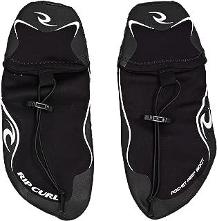 Pocket Reef 1mm Round Toe Wetsuit Boots UK 8 Black